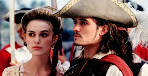 Orlando Bloom và Keira Knightley