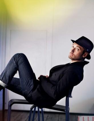 Lực hấp dẫn từ diễn viên Jude Law