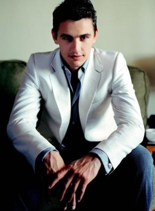 Diễn viên James Franco đại diên cho thế hệ trẻ của Hollywood