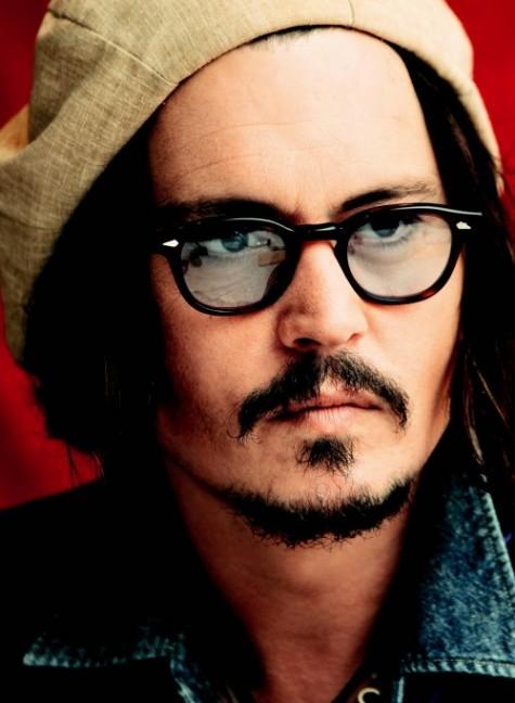 Diễn viên Johnny Depp