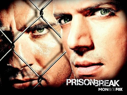 Wentworth Miller trong bộ phim Prison Break - Vượt Ngục