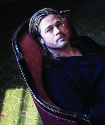 Nam diễn viên Brad Pitt nói về gia đình
