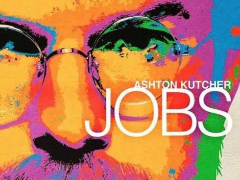 Ashton Kutcher trong phim Jobs