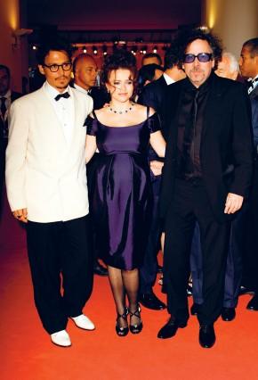 Sự gắn bó thắm thiết của JOhnny Depp với Tim Burton