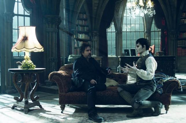 Tình bạn của cặp bài trùng Johnny Depp và Tim Burton