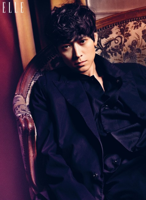 Diễn viên Kang Dong Won - Người đàn ông trên đường đua
