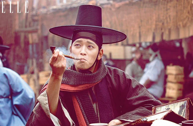 nam diễn viên Kang Dong Won Hàn Quốc