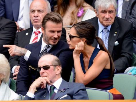 Bí quyết hạnh phúc của gia đình David Beckham
