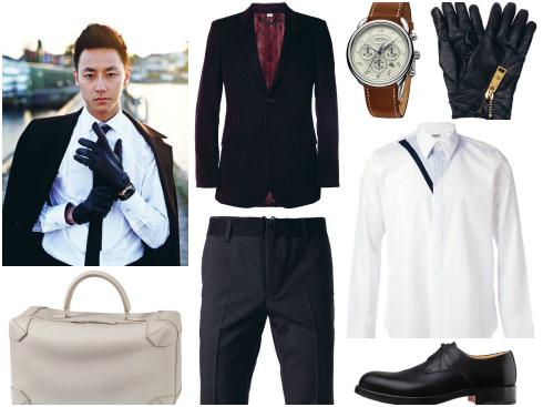 Cách phối vest đẹp theo phong cách của Rocker Nguyễn
