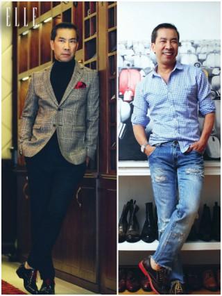 Phong cách đàn ông lịch lãm của Thuận Nguyễn