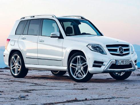 Xe thể thao Mercedes Benz GLK Class 2013