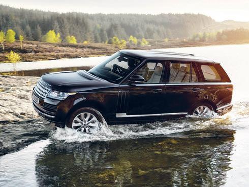 Xe thể thao SUV Range Rover Sport 2014