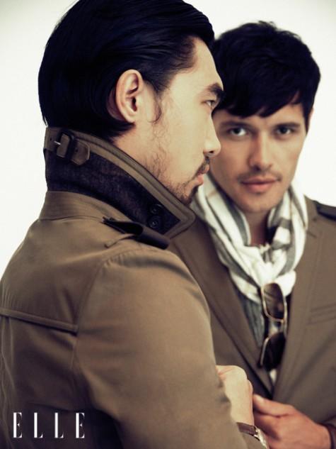 Cách phối đồ nam đẹp với 4 kiểu áo khoác
