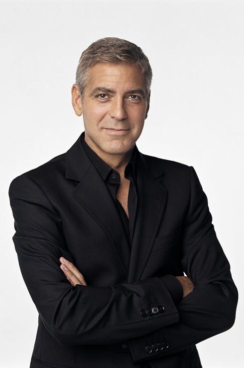 diễn viên George Clooney
