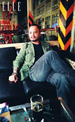 Nhạc sĩ rocker Trần Lập