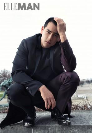 Diễn viên Bành Vu Yến trong phim Unbeatable