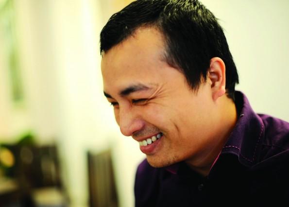 Nhạc sĩ trẻ Lưu Quang Minh