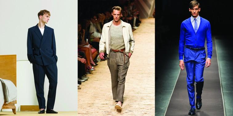 xu hướng thời trang xuân hè 2014 cảm hứng vintage