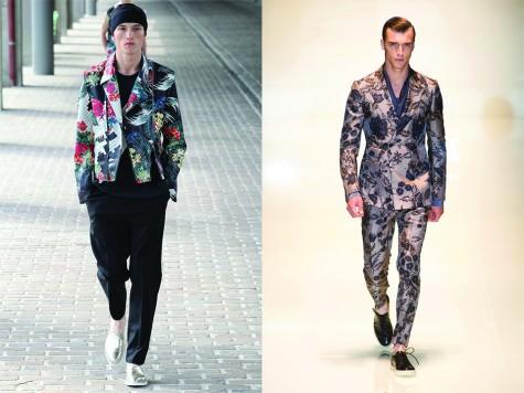Xu hướng thời trang Xuân Hè 2014 cho phái mạnh