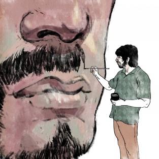 Cách để râu đẹp cũng là nghệ thuật
