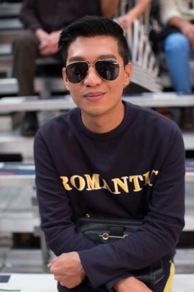 Blogger nổi tiếng Bryan Boy