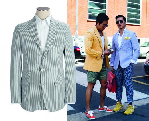 Cách phối đồ nam đẹp với blazer cho mùa hè