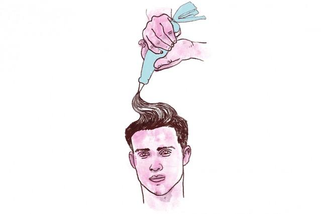 mỹ phẩm dành cho nam gel tạo kiểu tóc