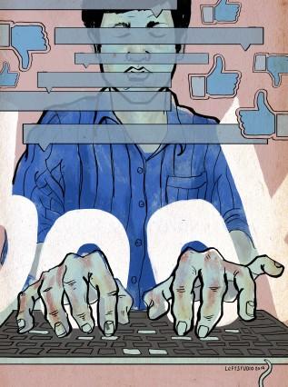 Tác hại của mạng xã hội và facebook
