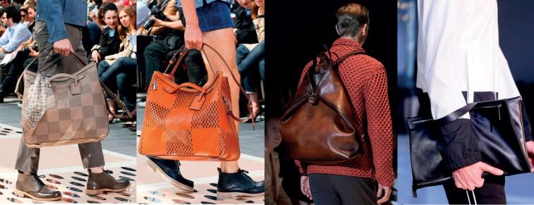 Túi xách in họa tiết