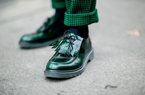 Lịch sử của giày tây bắt nguồn từ nước Anh