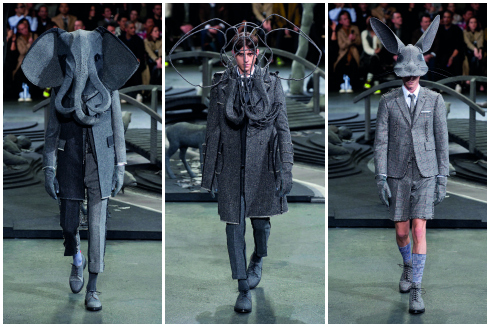 Nhà thiết kế thời trang avant-garde Thom Browne