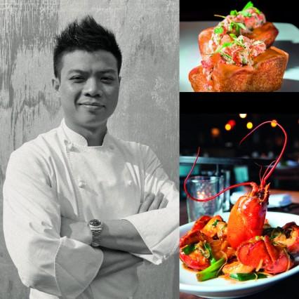 Đầu bếp Hưng Huỳnh