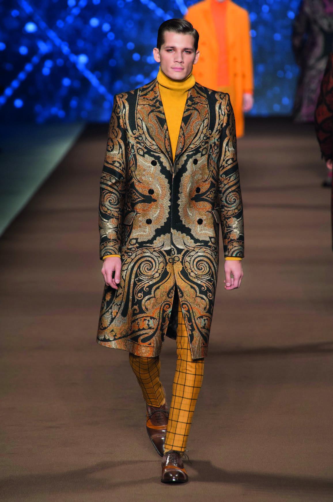 Áo khoác thời trang Etro
