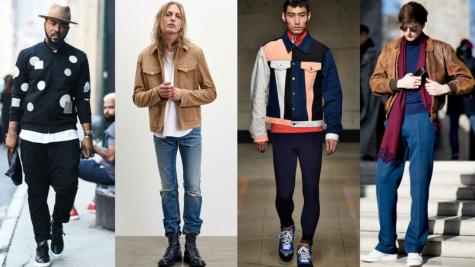 4 cách phối đồ với áo khoác ngắn