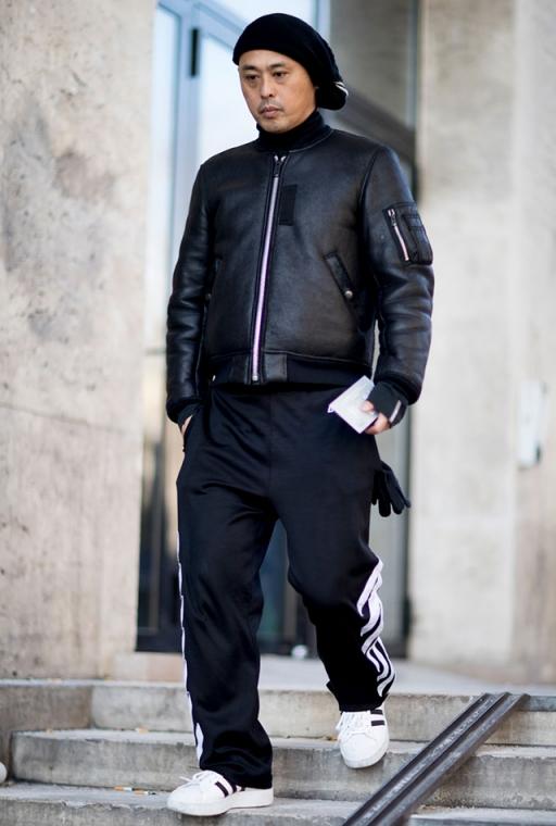 4 cách phối đồ với áo khoác ngắn5