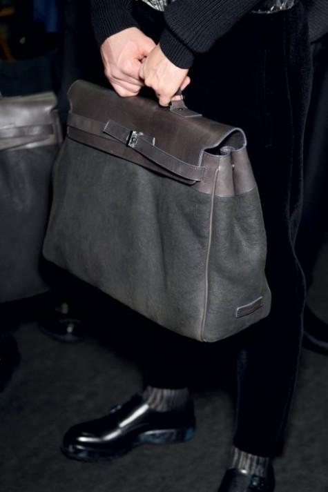 Túi xách cầm tay theo phong cách thời trang Thu Đông 2014