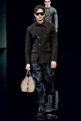 Túi xách cầm tay Giorgio Armani