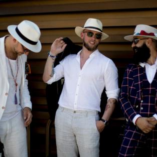 6 cách mặc áo sơ mi đẹp cho quý ông
