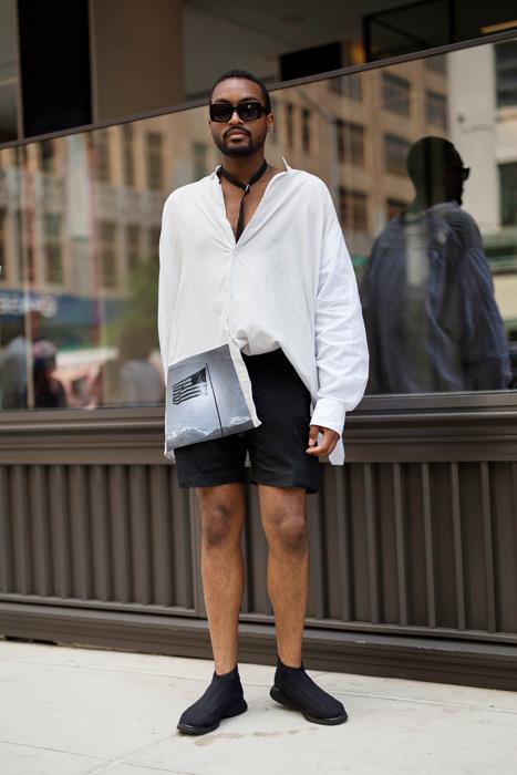 6 cách mặc áo sơ mi đẹp cho quý ông3