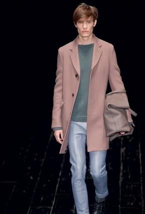 Áo khoác dài nam Gucci