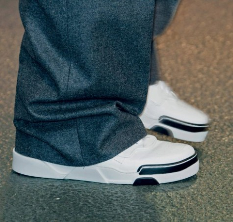 Cơn lốc của giày thể thao