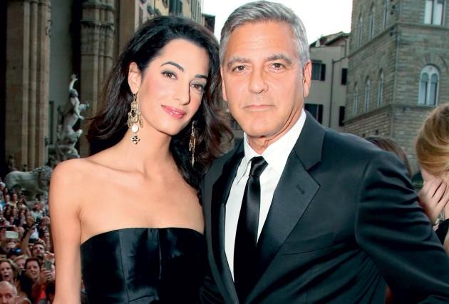 Cách phối đồ cho nam theo black tie như George Clooney
