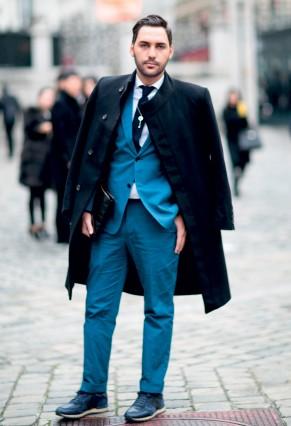 Cách phối đồ cho nam mới mẻ theo phong cách business dress code