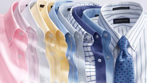 Sự khác biệt của áo sơ mi nam cao cấp
