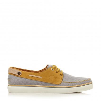 Giày mọi kiểu boat shoes Lacoste