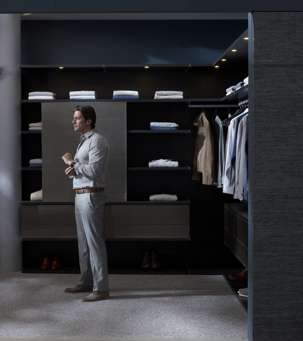 4 nguyên tắc giữ cho tủ đồ luôn gọn gàng