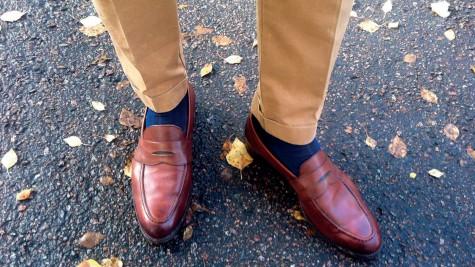 3 loại giày nam cơ bản không thể thiếu