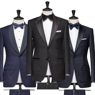 6 điều cần biết về đồ vest nam kiểu tuxedo