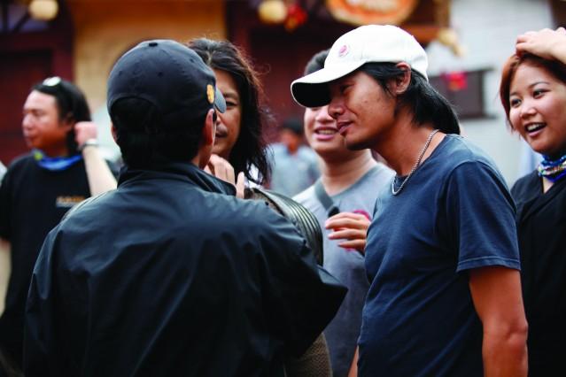 Đạo diễn hình ảnh phim Lửa Phật