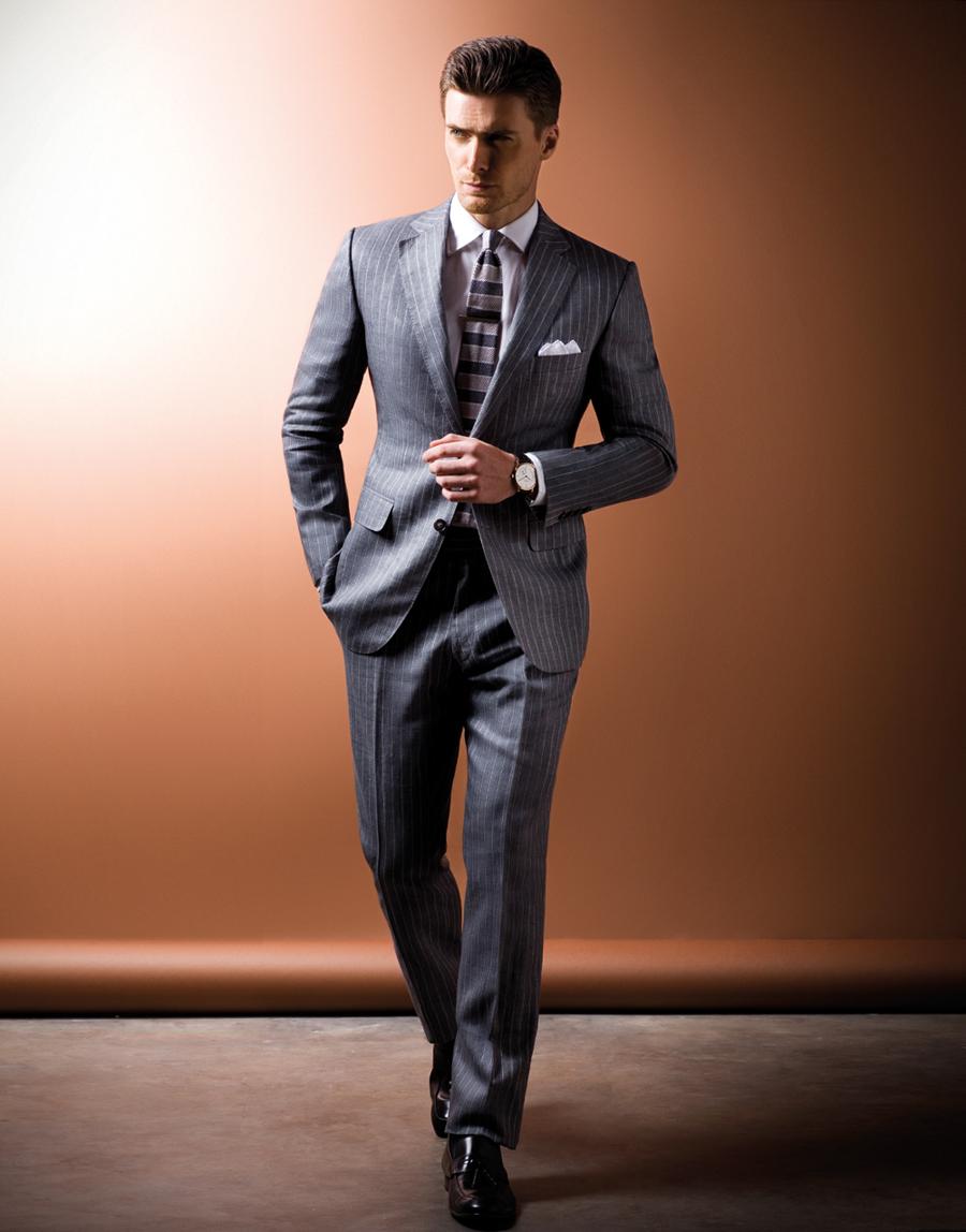 Chọn áo vest nam đẹp theo dáng người thấp và gầy